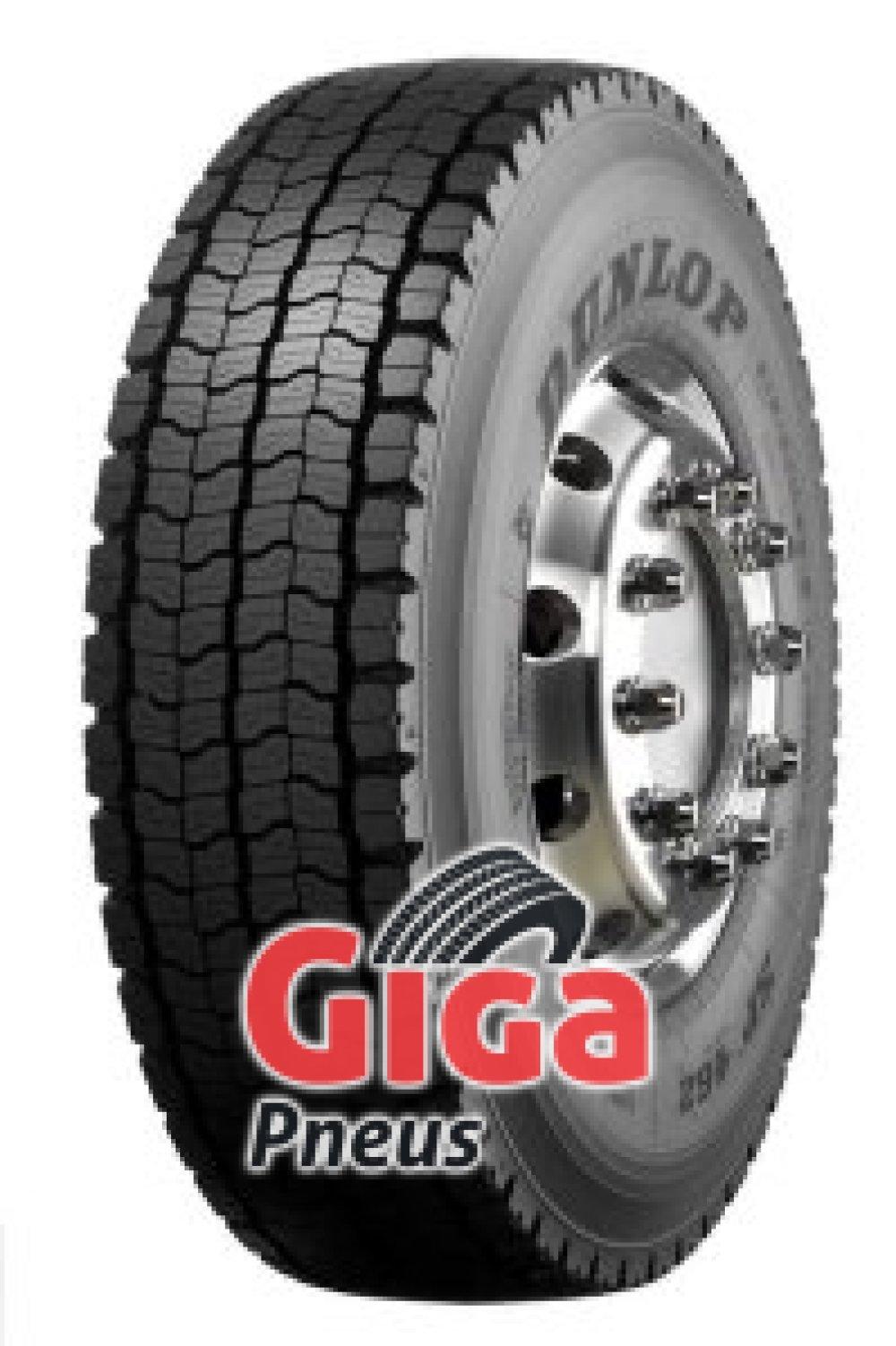 Dunlop SP 462 ( 315/70 R22.5 154/150K 18PR Double marquage 152/148L )