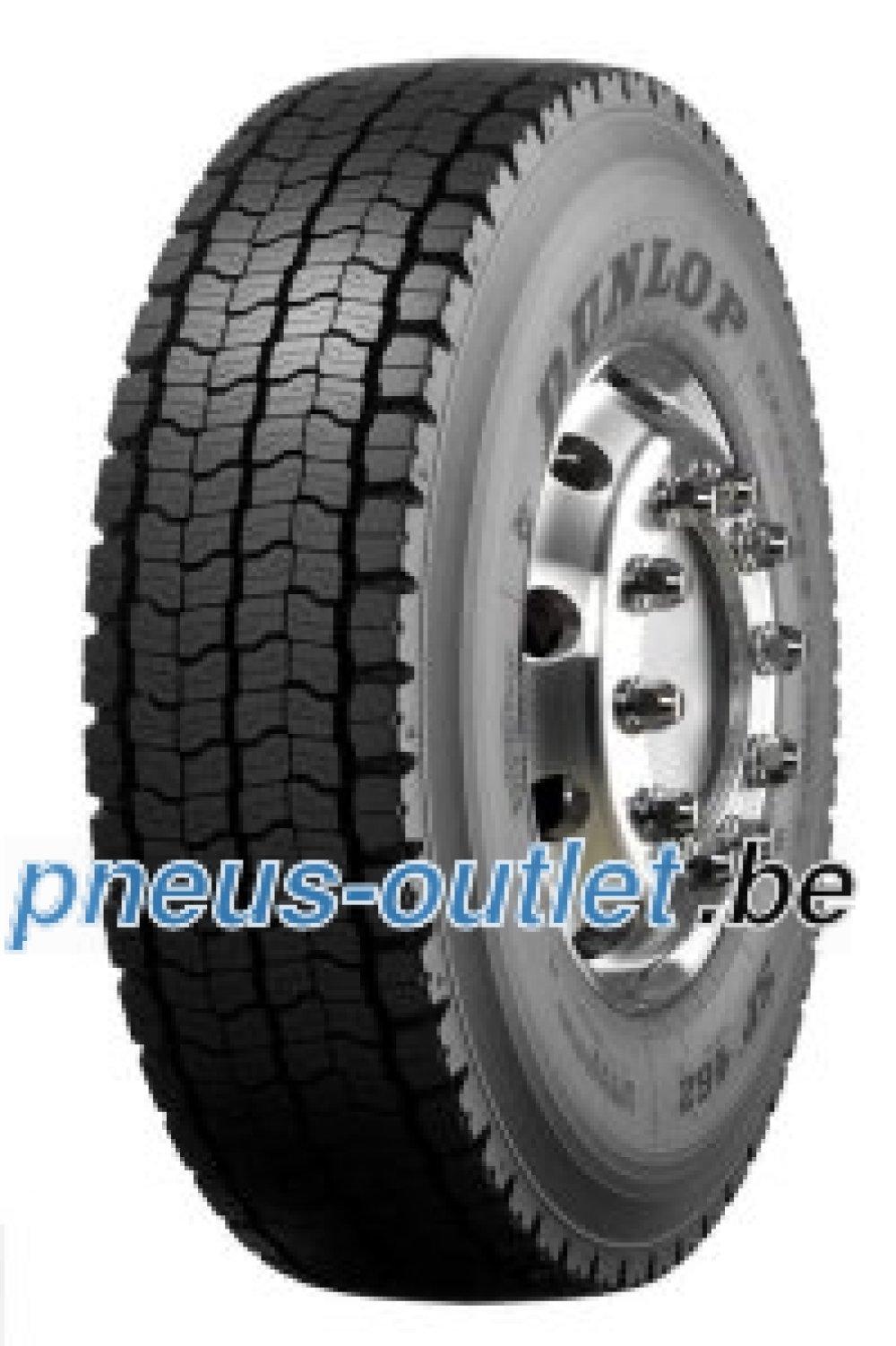 Dunlop SP 462 ( 315/70 R22.5 154/150K 18PR Double marquage 15, Doppelkennung 152/148 L )