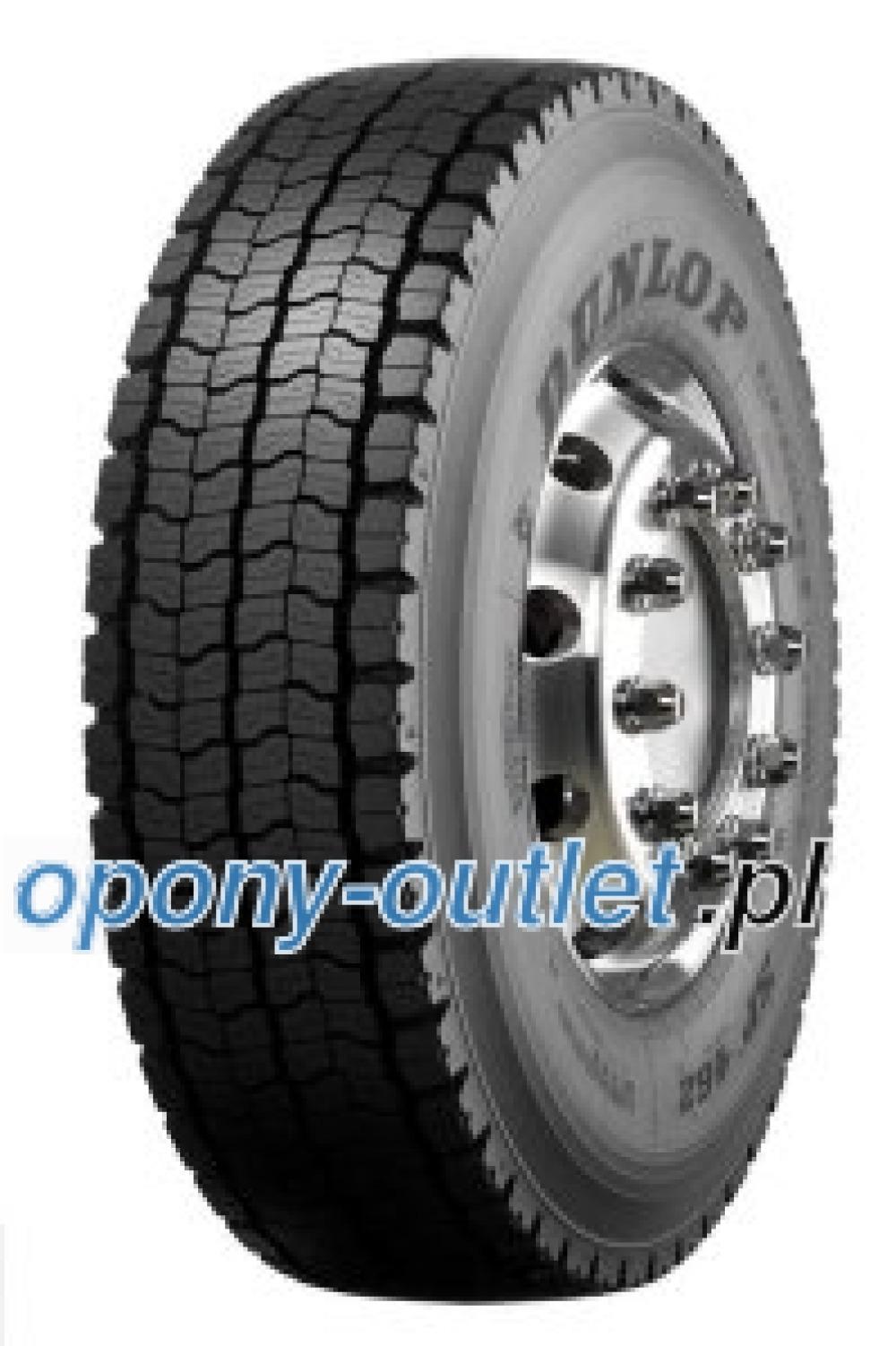 Dunlop SP 462 ( 315/70 R22.5 154/150K 18PR podwójnie oznaczone 152/148L )