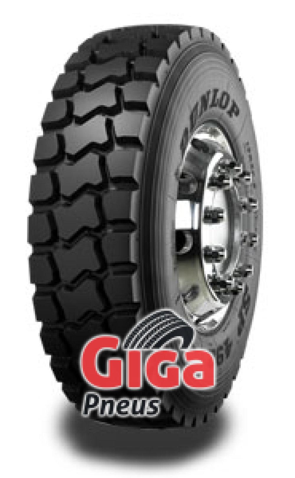 Dunlop SP 492 ( 13 R22.5 156/150G 18PR , Double marquage 154/150J )