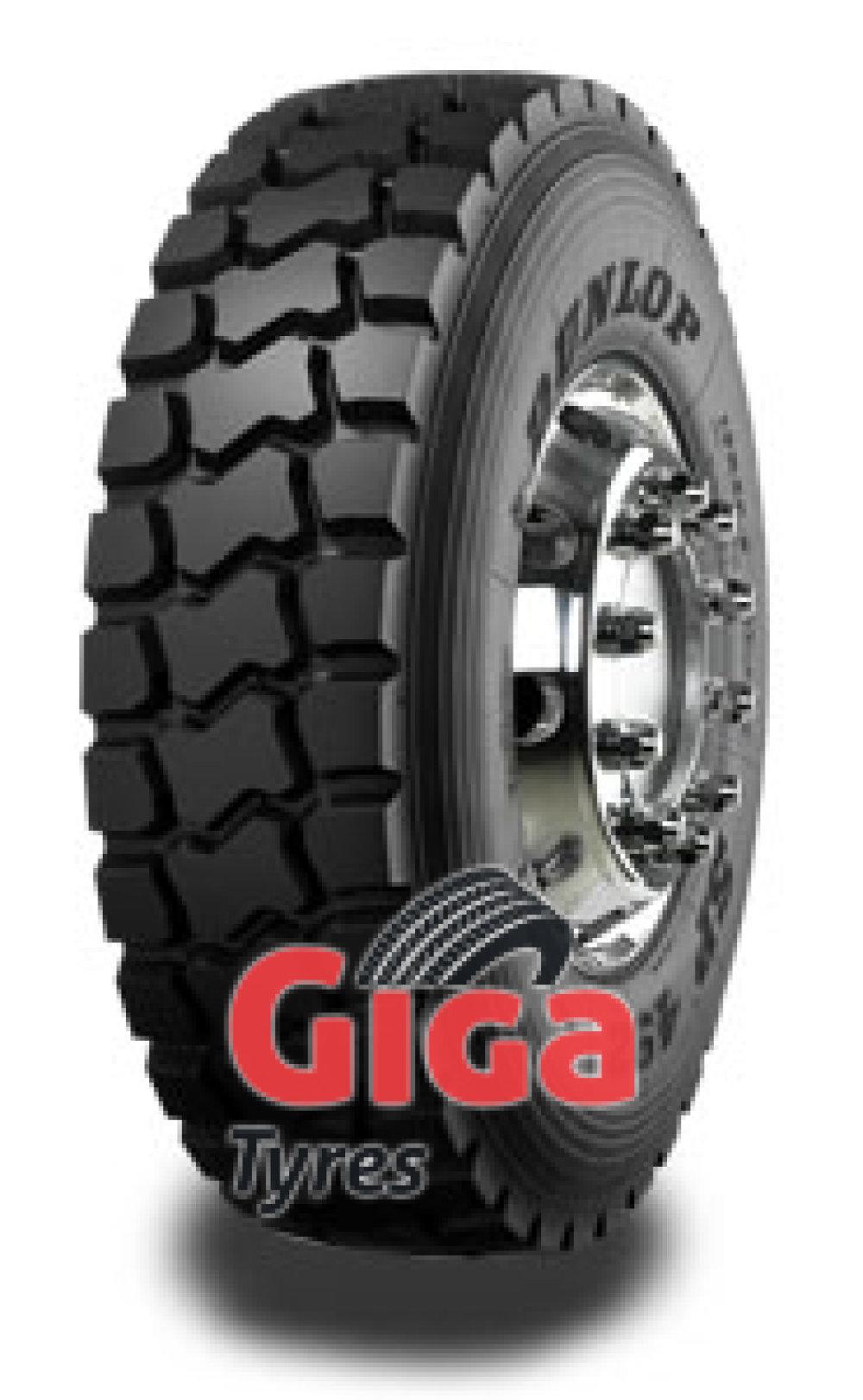 Dunlop SP 492 ( 13 R22.5 156/150G 18PR , Dual Branding 154/150J )
