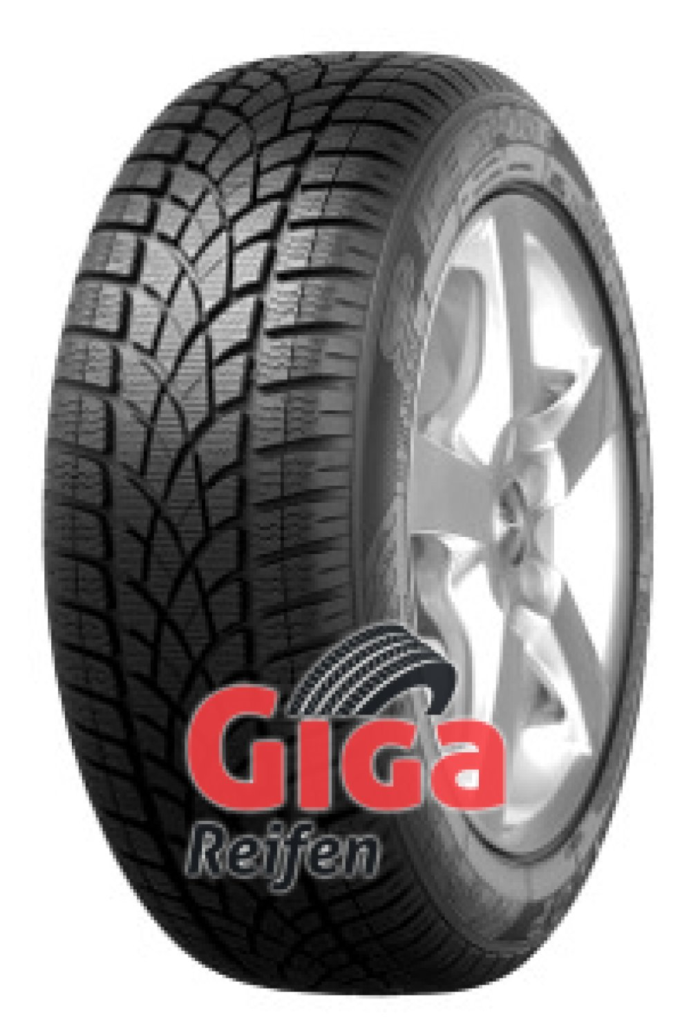 Dunlop SP Ice Sport ( 225/65 R17 102T , Nordic compound )