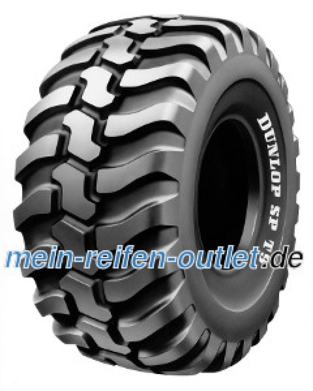 Dunlop SP T9 ( 405/70 R18 153A2 TL Doppelkennung 141B )