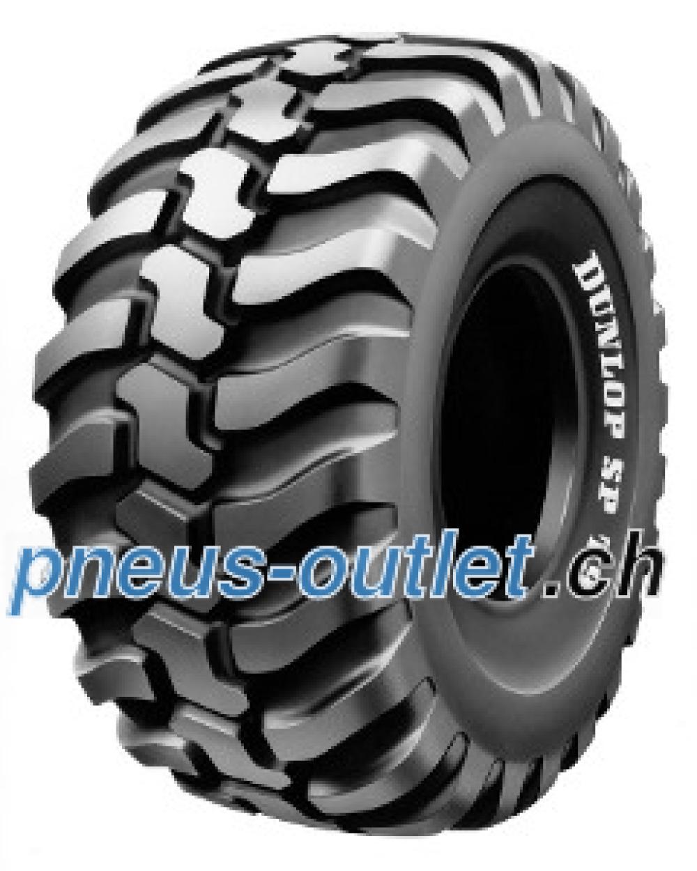 Dunlop SP T9 ( 365/80 R20 152K 14PR TL , Double marquage 365/80R20 , 168A2 )