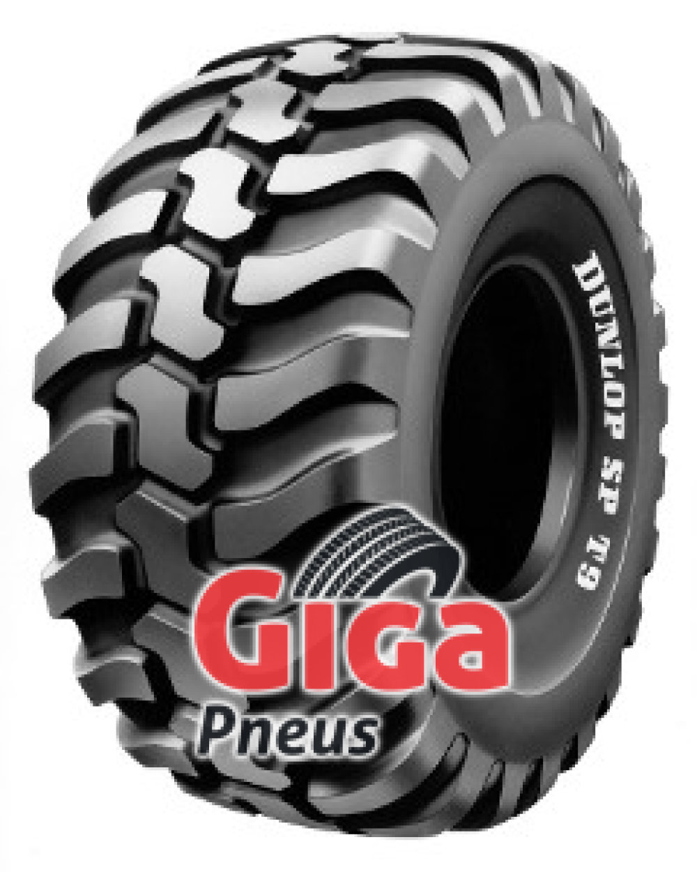 Dunlop SP T9 ( 405/70 R18 153A2 TL Double marquage 141B )