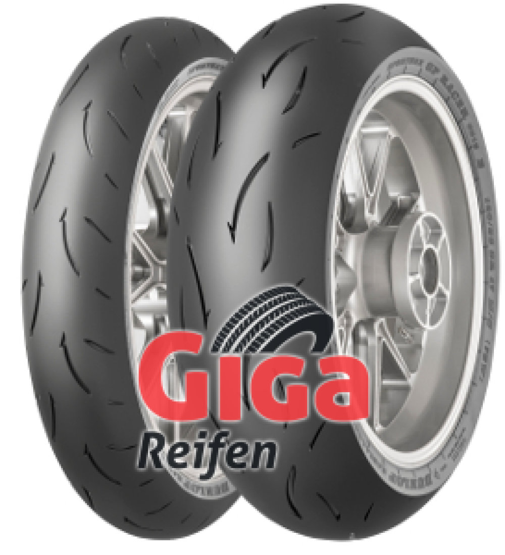 Dunlop Sportmax GP Racer D212 ( 160/60 ZR17 TL 69W Hinterrad )