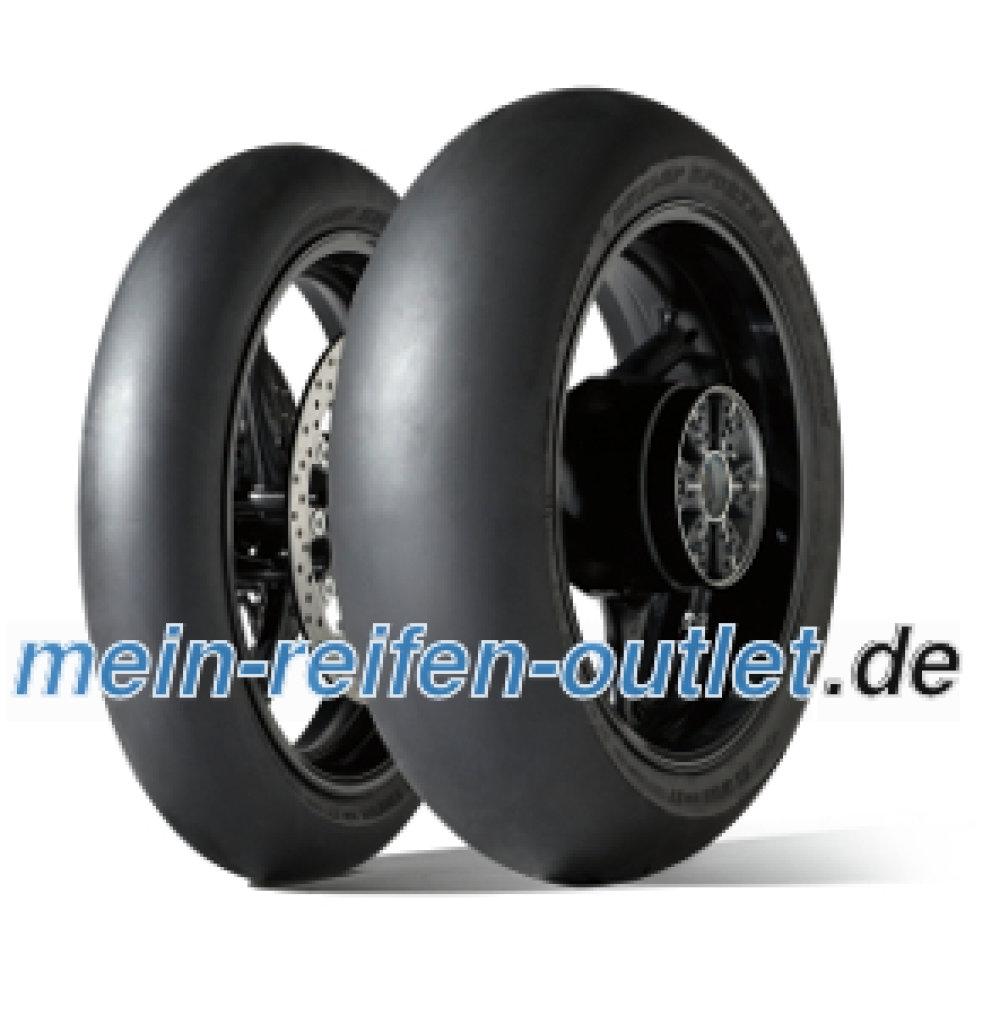 Dunlop Sportmax GP Racer D212 Slick ( 200/55 R17 TL Hinterrad, Mischung MEDIUM, NHS, Variante M )