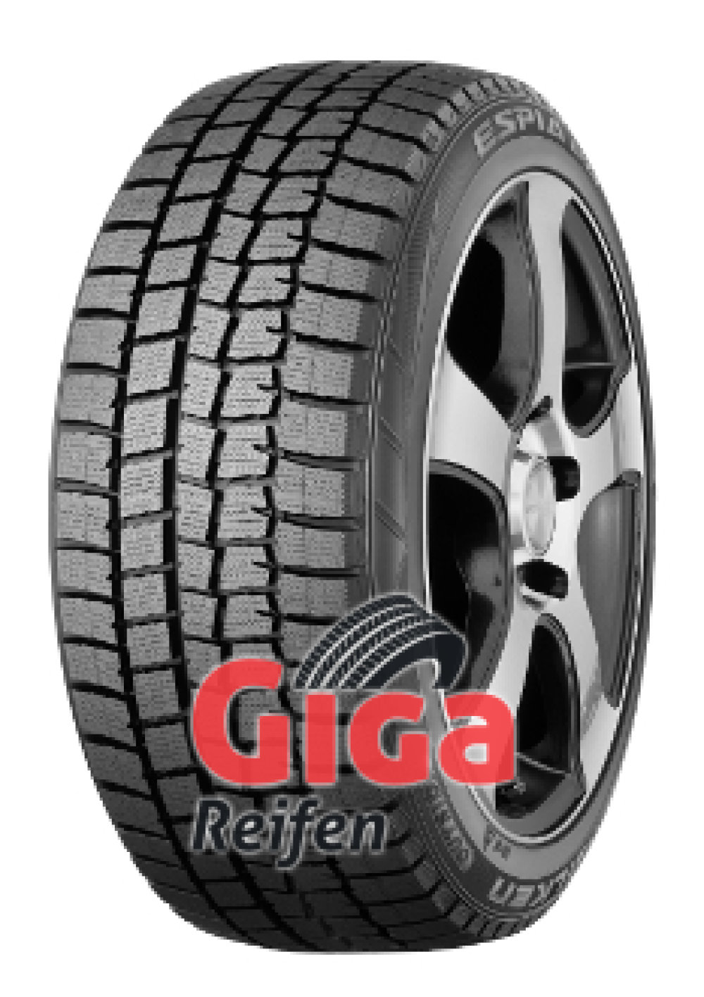 Falken Espia EP-Z2 ( 195/55 R16 91R XL , Nordic compound )