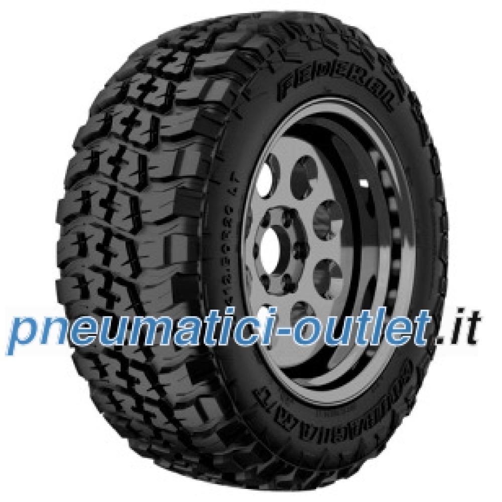 Federal Couragia M/T ( LT265/75 R16 119/116Q 8PR , POR, con protezione del cerchio (MFS) OWL )