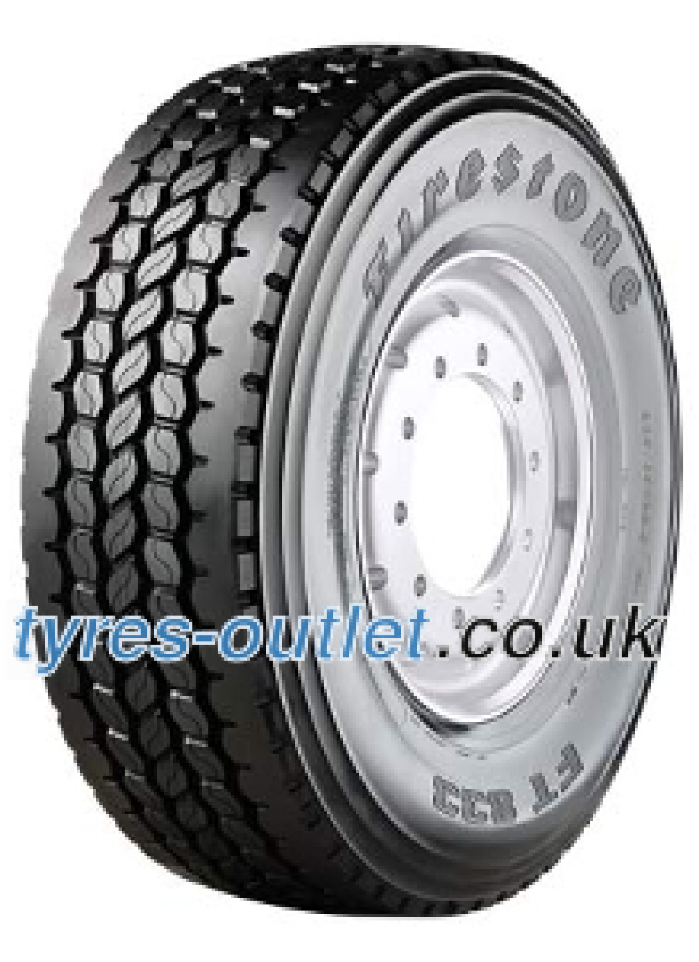 Firestone FT 833 ( 385/65 R22.5 160K )