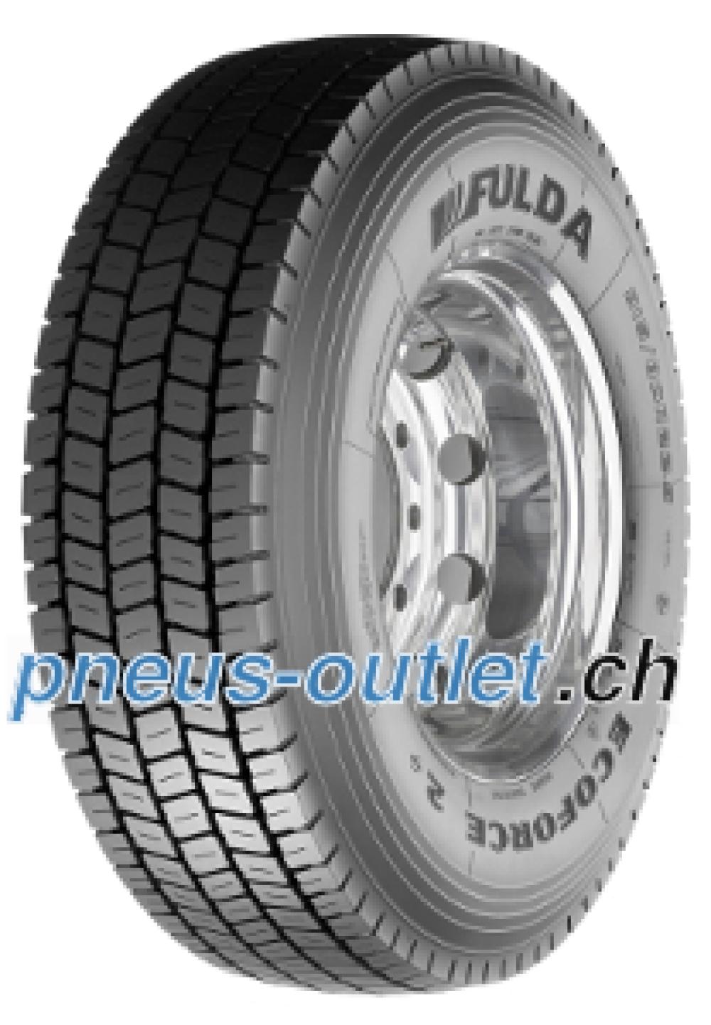 Fulda EcoForce 2 Plus ( 315/70 R22.5 154L Double inscription 152M )