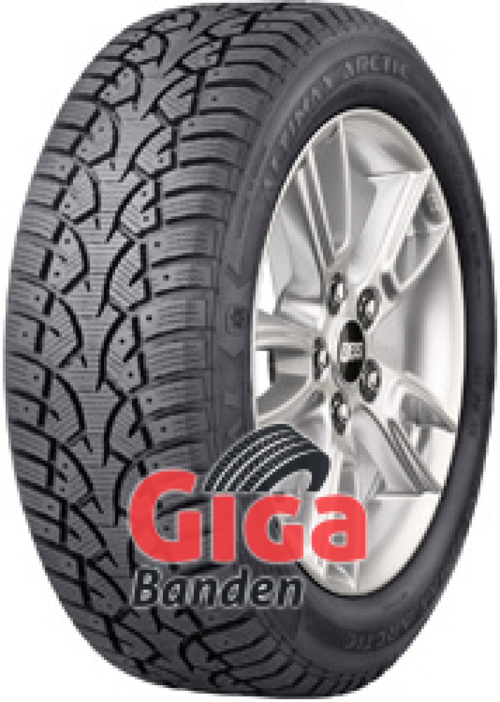 General Altimax Arctic ( 205/65 R15 94Q Te spiken )