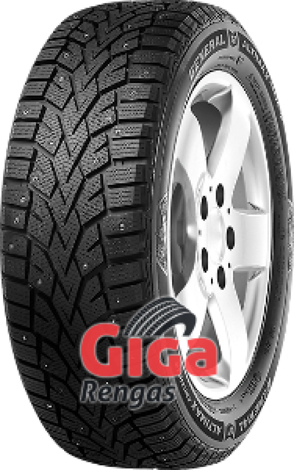General Altimax Arctic 12 ( 205/55 R16 94T , nastarengas  )
