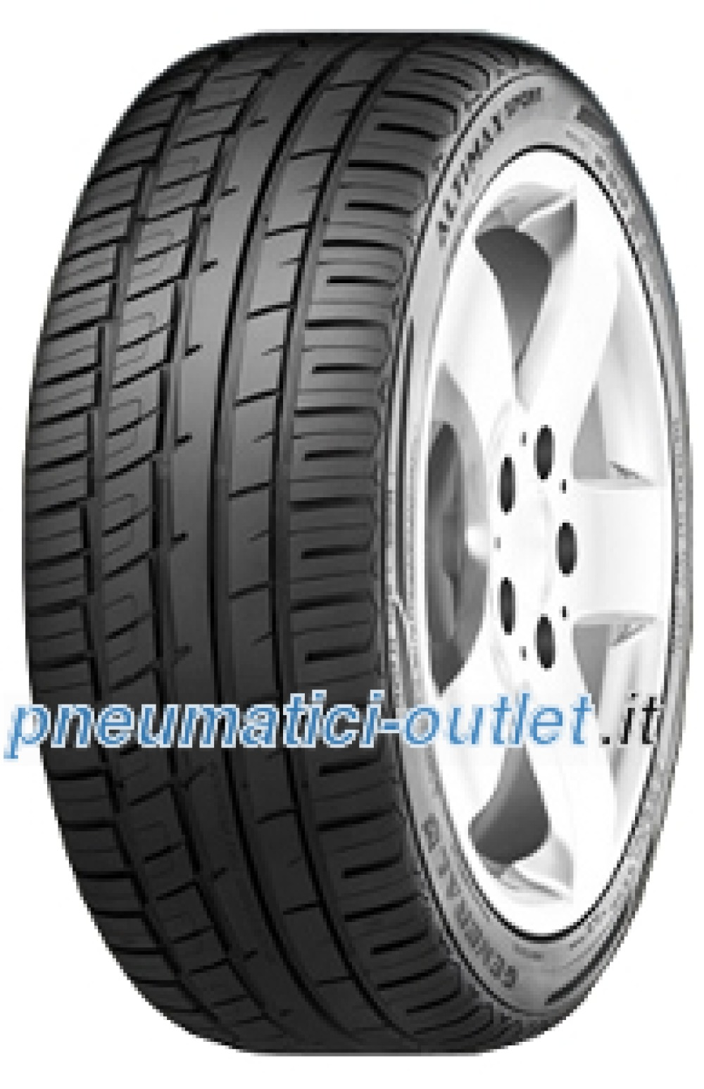 General Altimax Sport ( 245/35 R18 92Y XL con bordo di protezione )