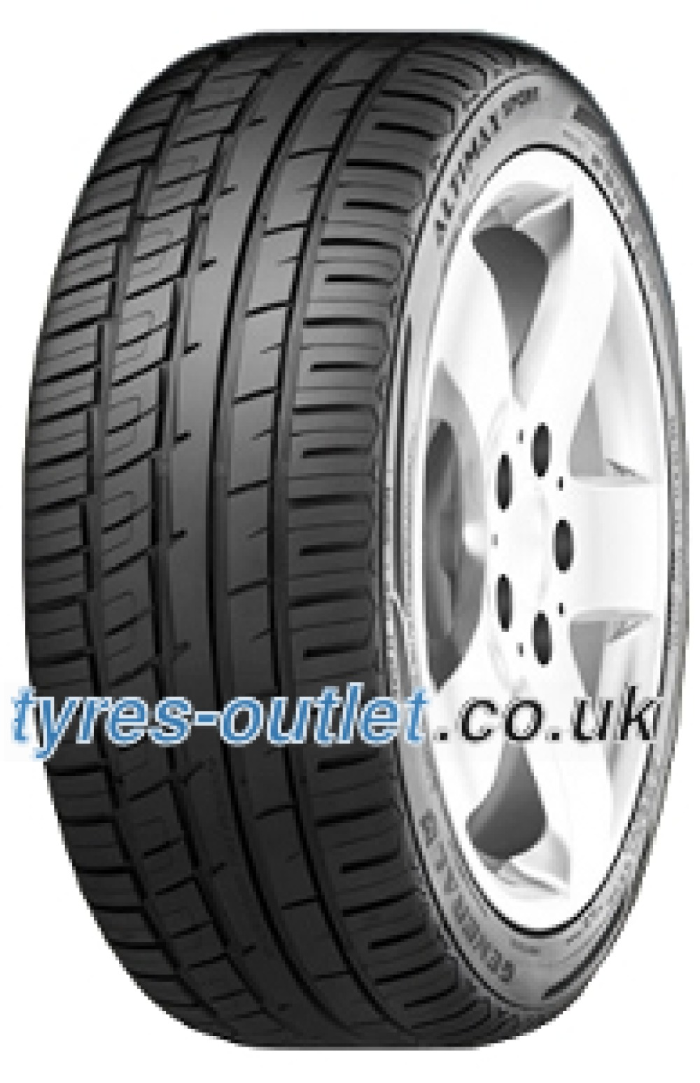 General Altimax Sport ( 215/45 R17 91Y XL with kerbing rib )