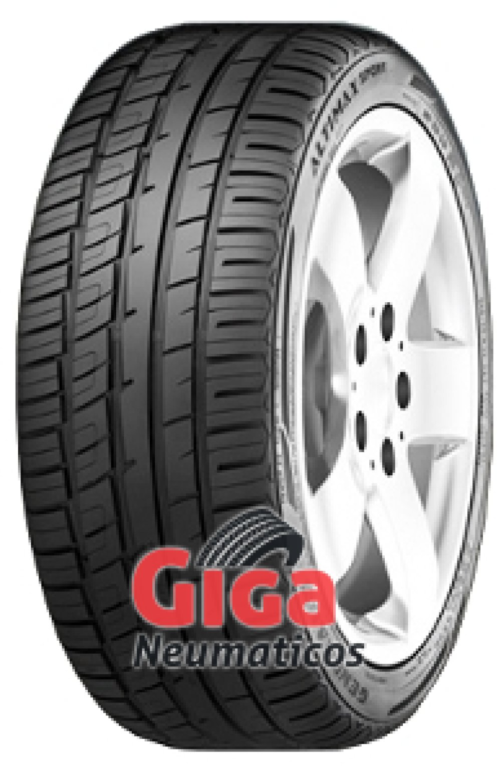 General Altimax Sport ( 205/40 R17 84Y XL con protección de llanta lateral )