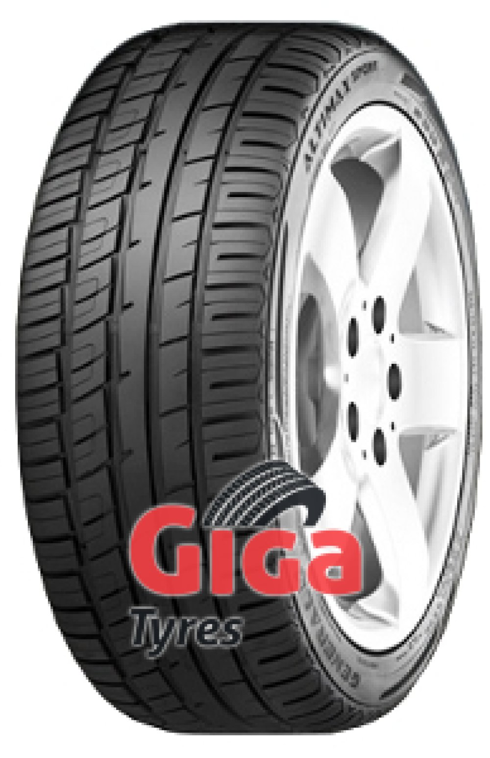 General Altimax Sport ( 245/50 R17 99Y with kerbing rib )
