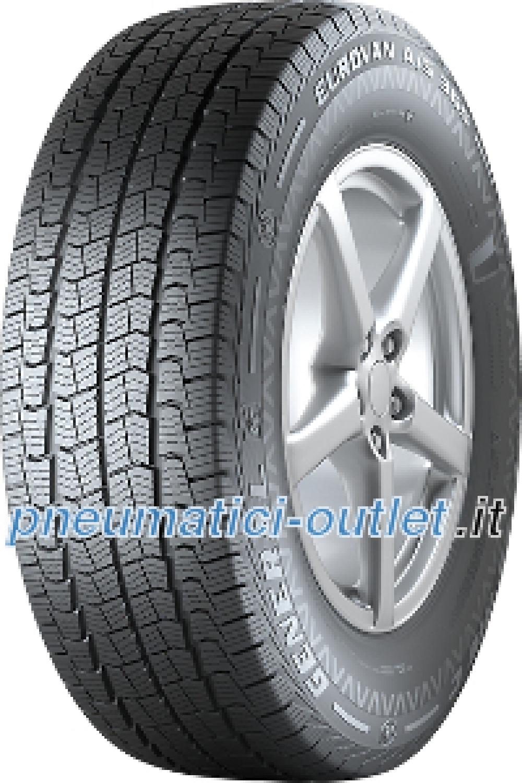 General Euro Van A/S 365 ( 215/65 R16C 109/107T )
