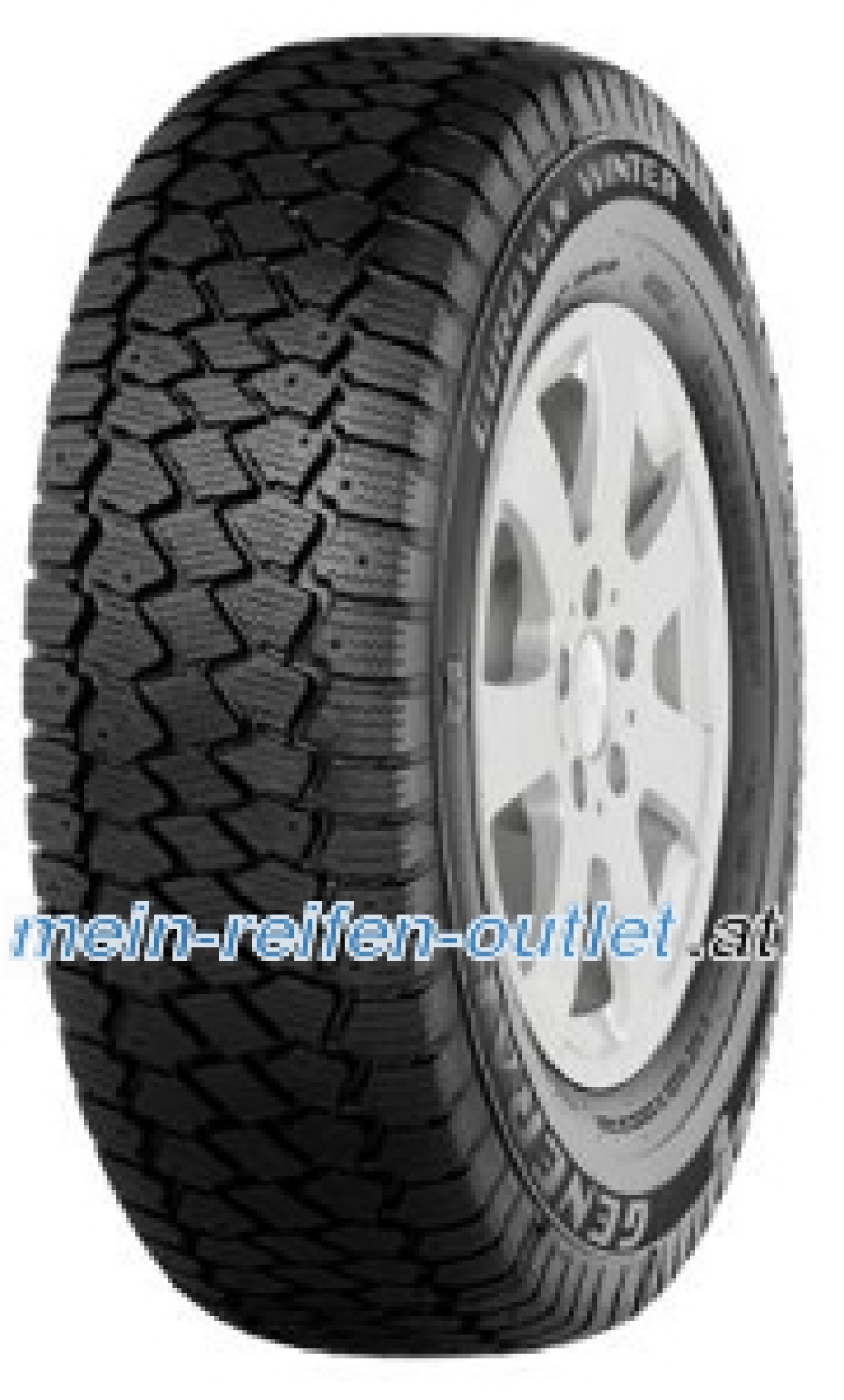 General Euro Van Winter ( 225/70 R15C 112/110R 8PR )