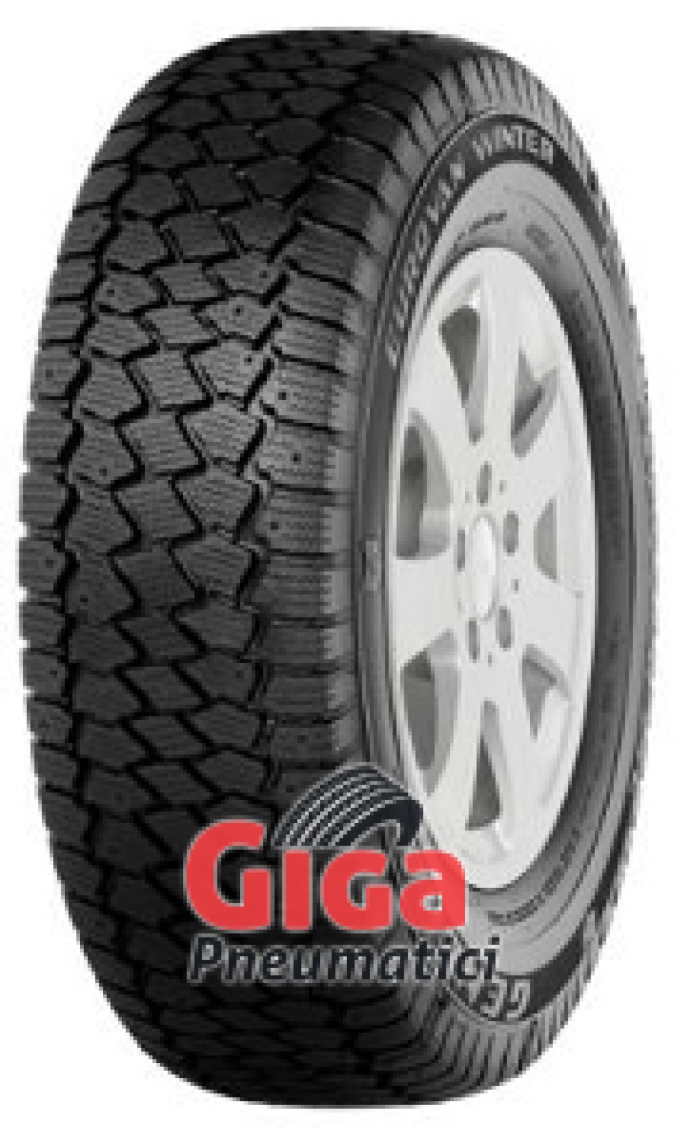 General Euro Van Winter ( 205/75 R16C 110/108R )