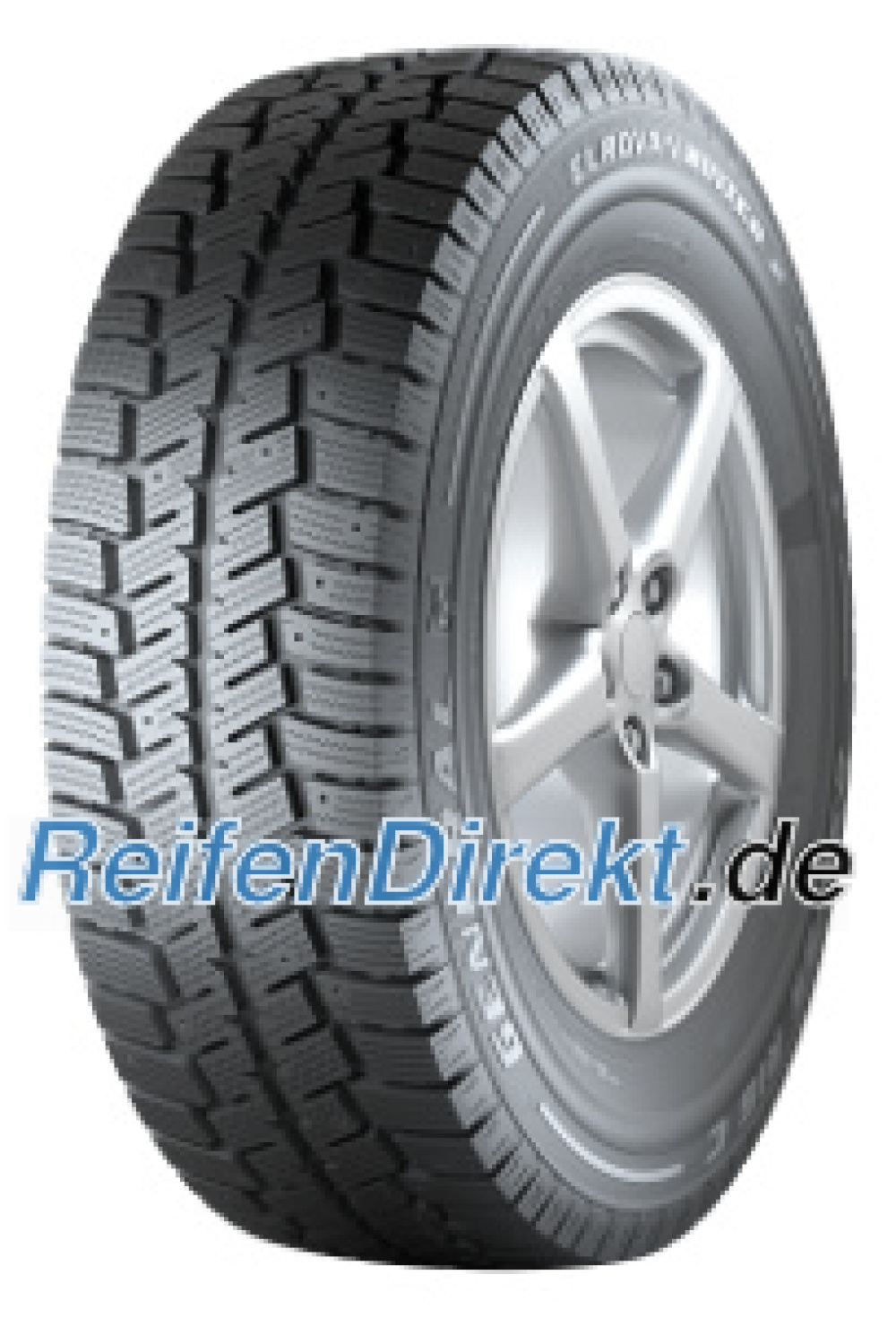 General-Tire Euro Van Winter 2