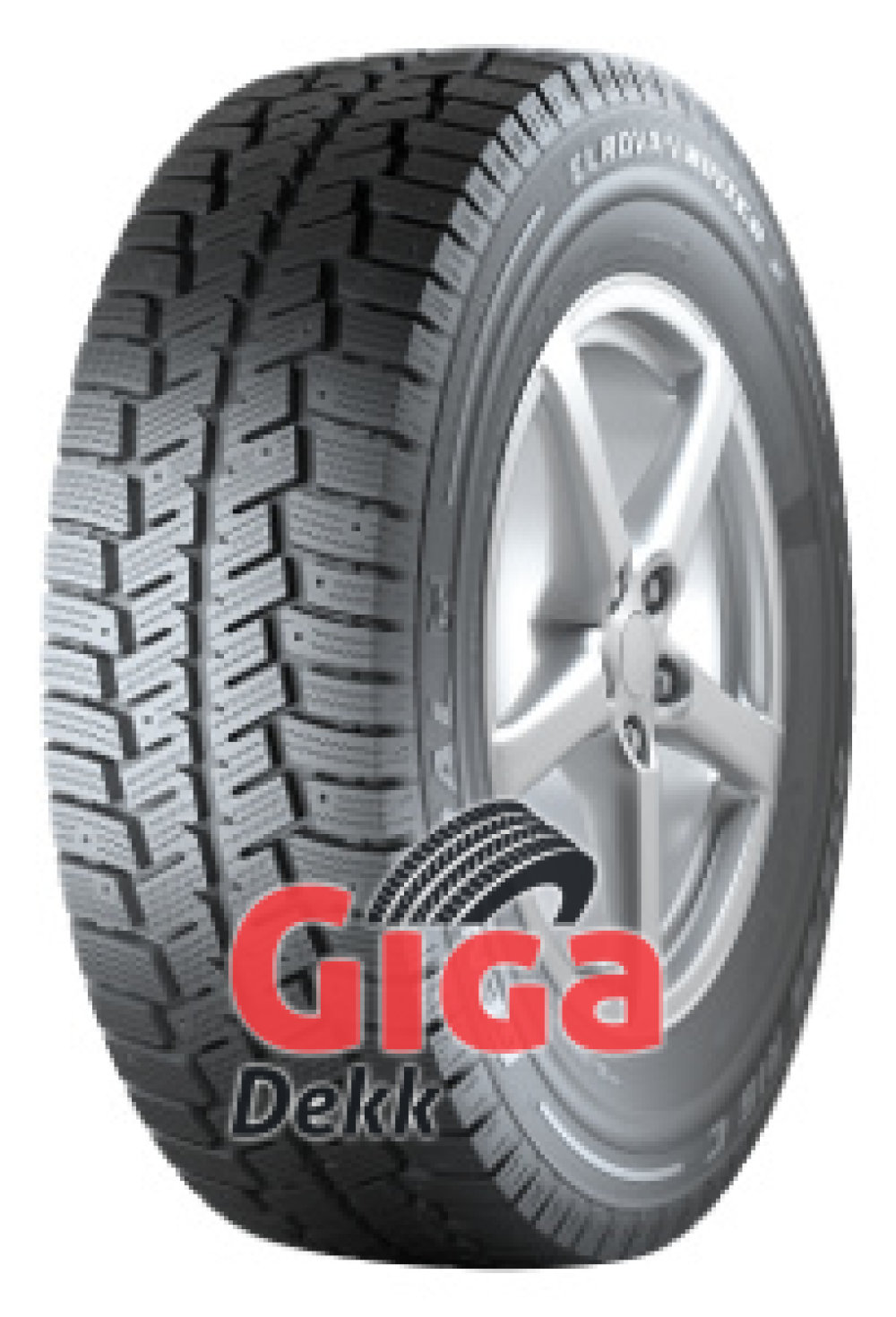 General Euro Van Winter 2 ( 215/70 R15C 109/107R )