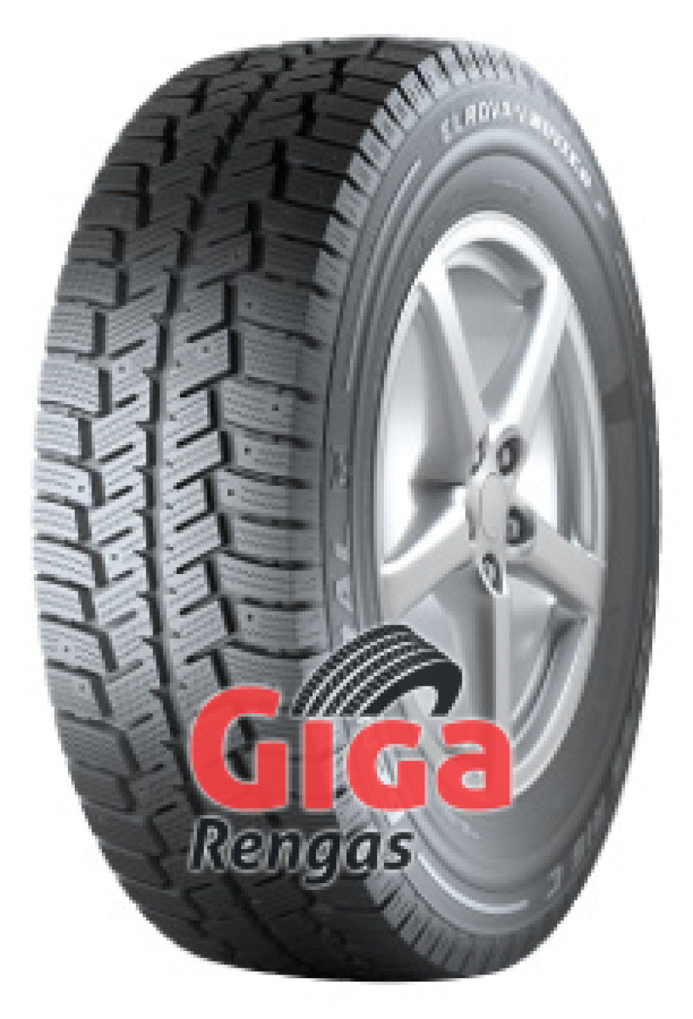 General Euro Van Winter 2 ( 195/70 R15C 104/102R )