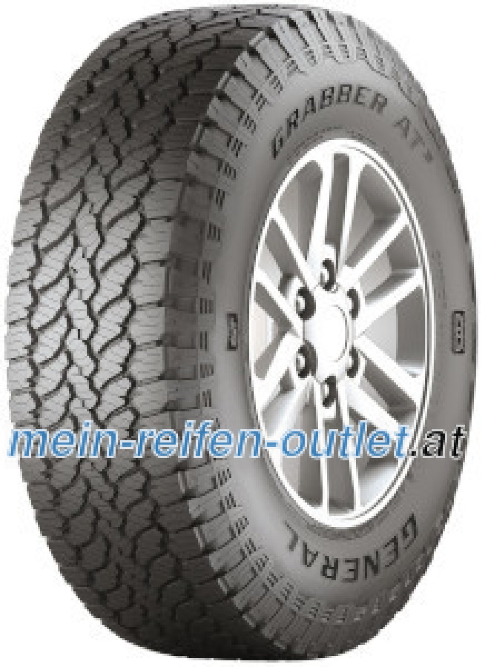 General GRABBER AT3 ( 235/70 R17 111H XL , mit Felgenrippe )