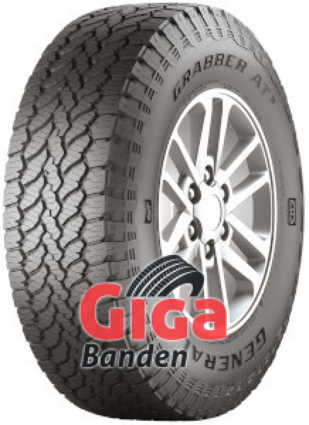 General GRABBER AT3 ( 245/65 R17 111H XL , met velgrandbescherming )