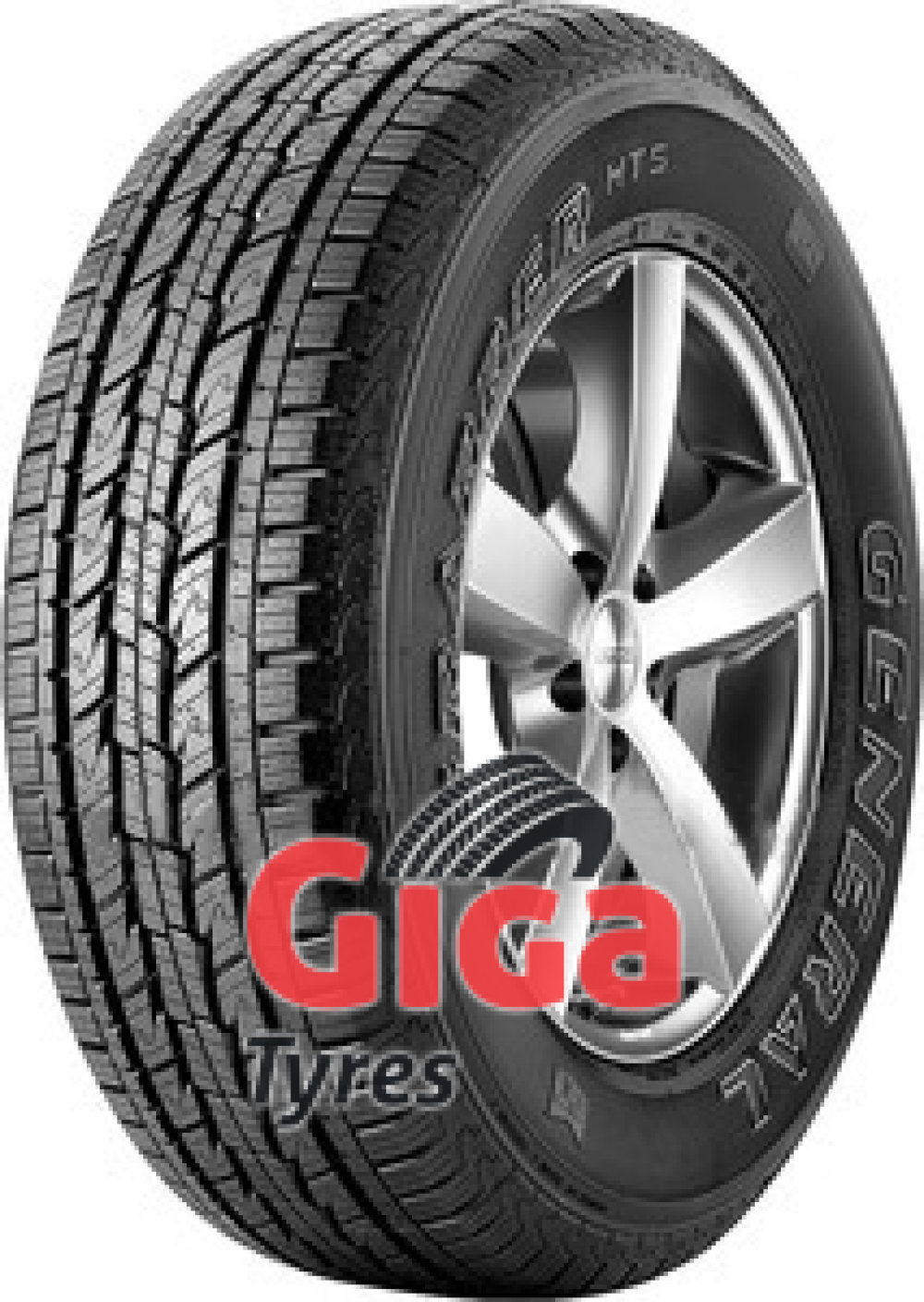 General Grabber HTS 60 ( 265/75 R16 116T , with kerbing rib OWL )