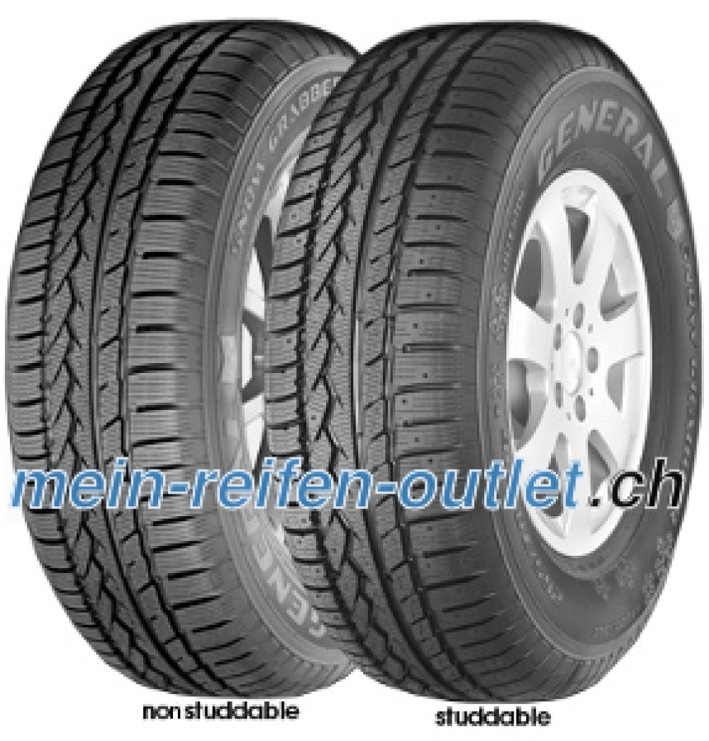 General Snow Grabber ( 245/70 R16 107T bespiked )