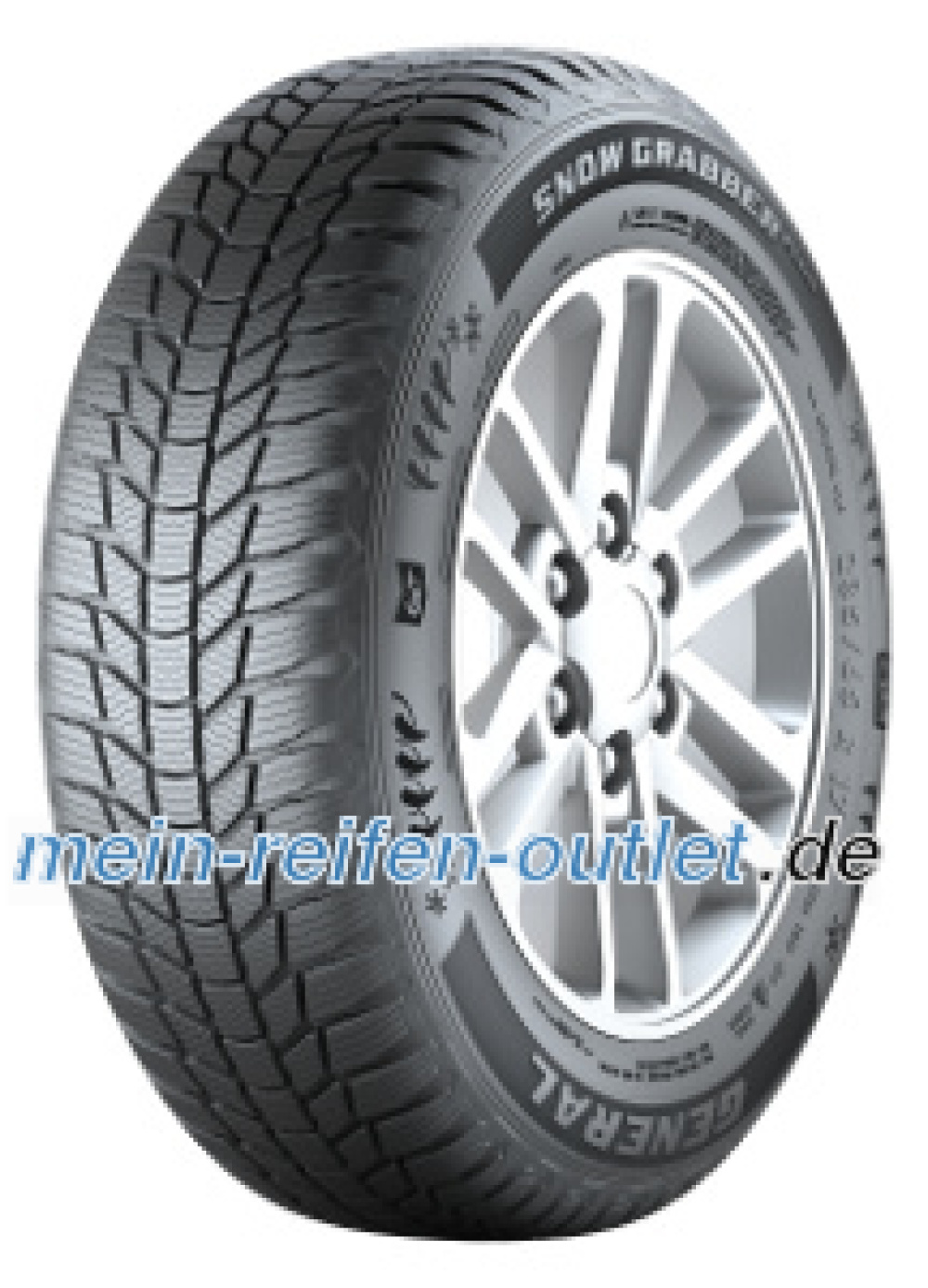 General Snow Grabber Plus ( 255/50 R19 107V XL , mit Felgenrippe )