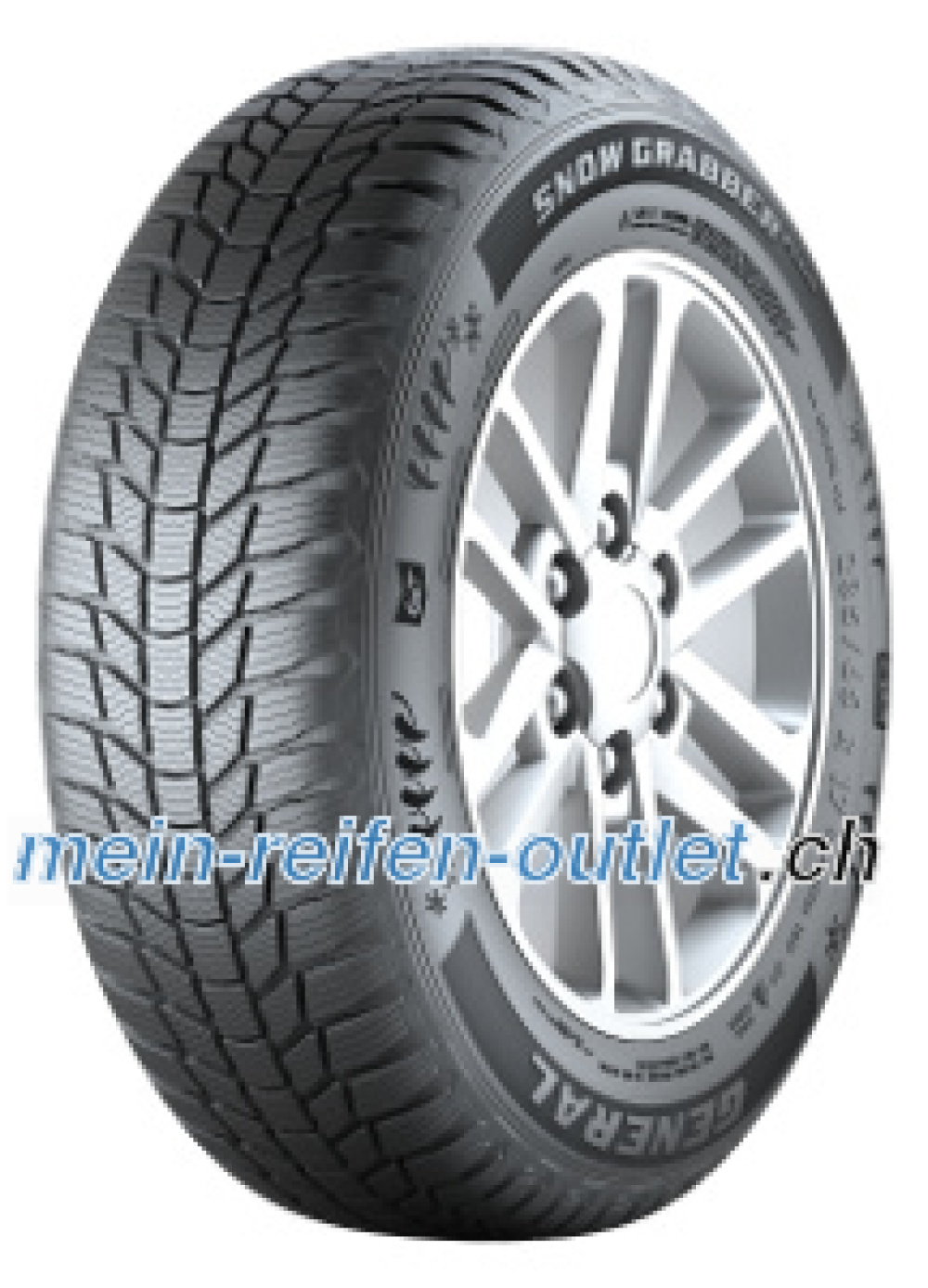General Snow Grabber Plus ( 275/45 R20 110V XL , mit Felgenrippe )