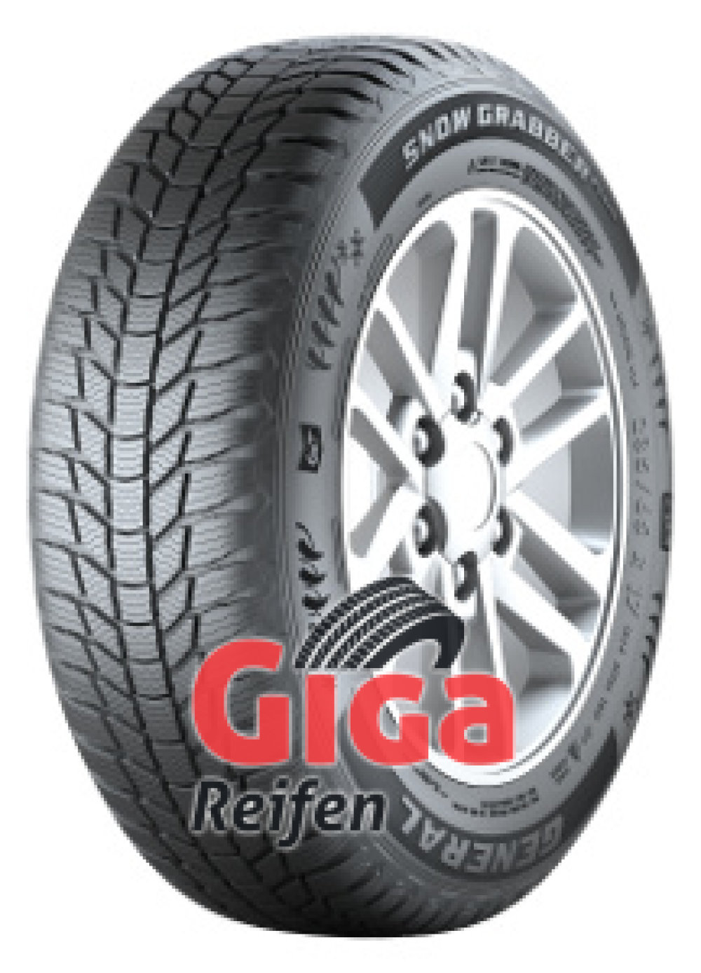 General Snow Grabber Plus ( 235/75 R15 109T XL , mit Felgenrippe )
