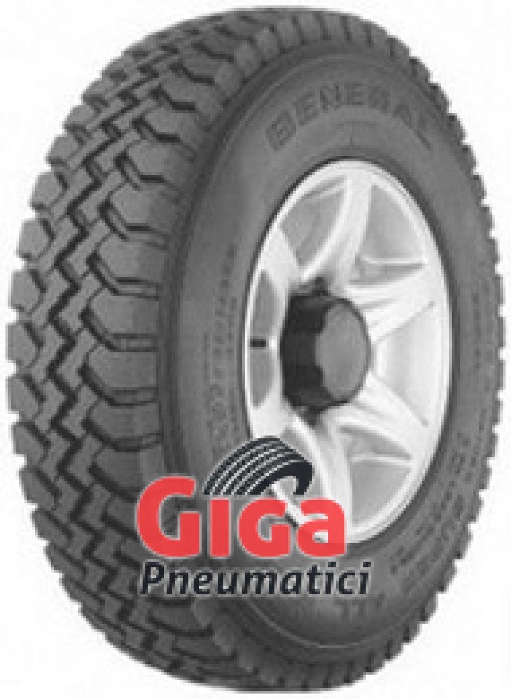 General Super All Grip Radial ( 7.50 R16 112/110N )