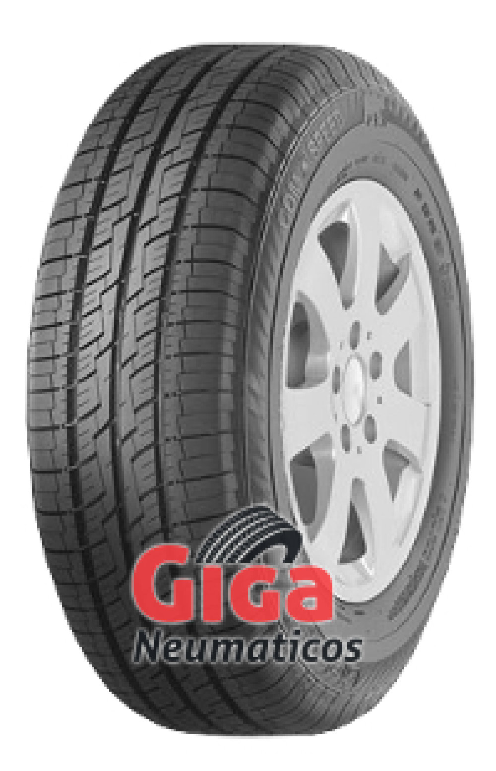 Gislaved Com*Speed ( 195/65 R16C 104/102T doble marcado 100T )