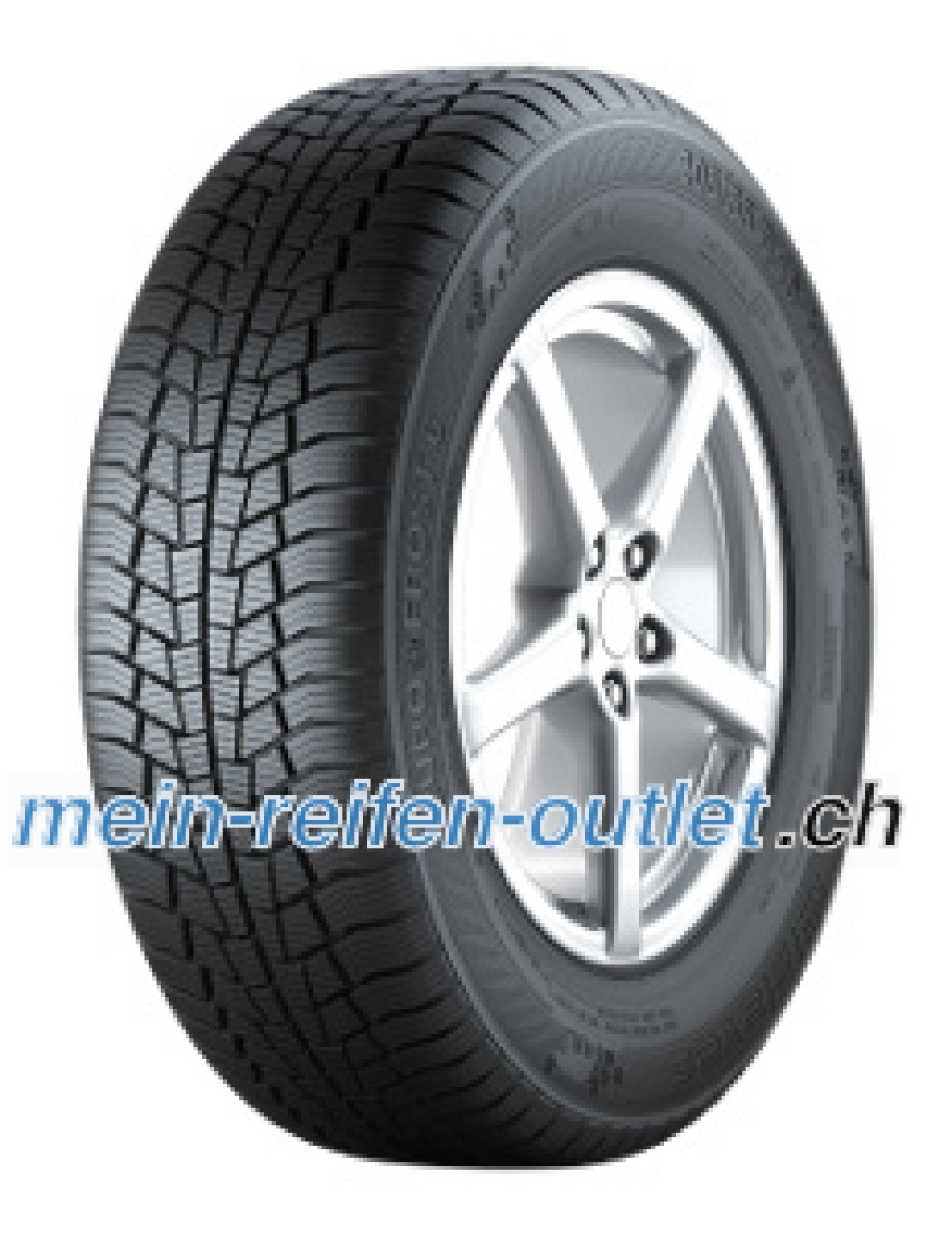 Gislaved Euro*Frost 6 ( 215/70 R16 100H , mit Felgenrippe )