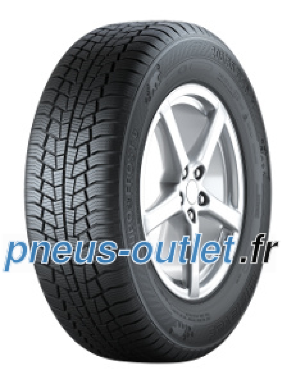 Gislaved Euro*Frost 6 ( 205/60 R16 96H XL )