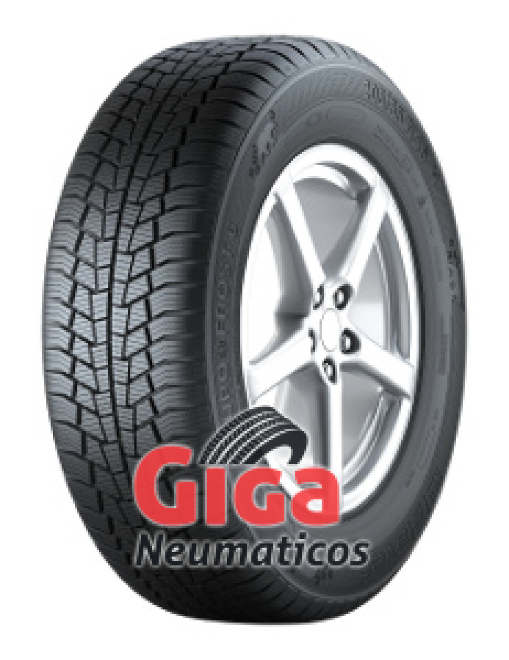 Gislaved Euro*Frost 6 ( 225/60 R17 103H XL  )