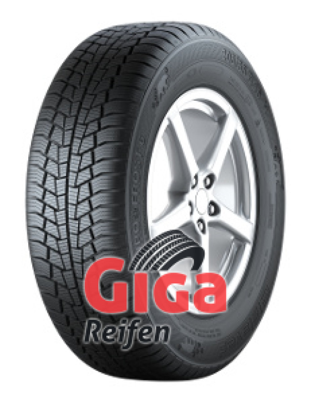 Gislaved Euro*Frost 6 ( 215/65 R16 98H , mit Felgenrippe )