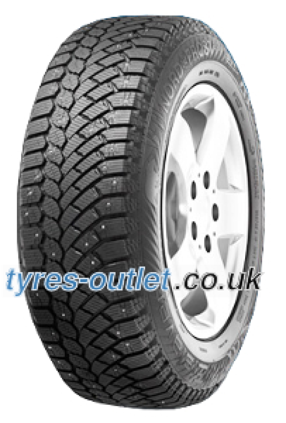 Gislaved Nord*Frost 200 ( 215/55 R17 98T XL , studdable )