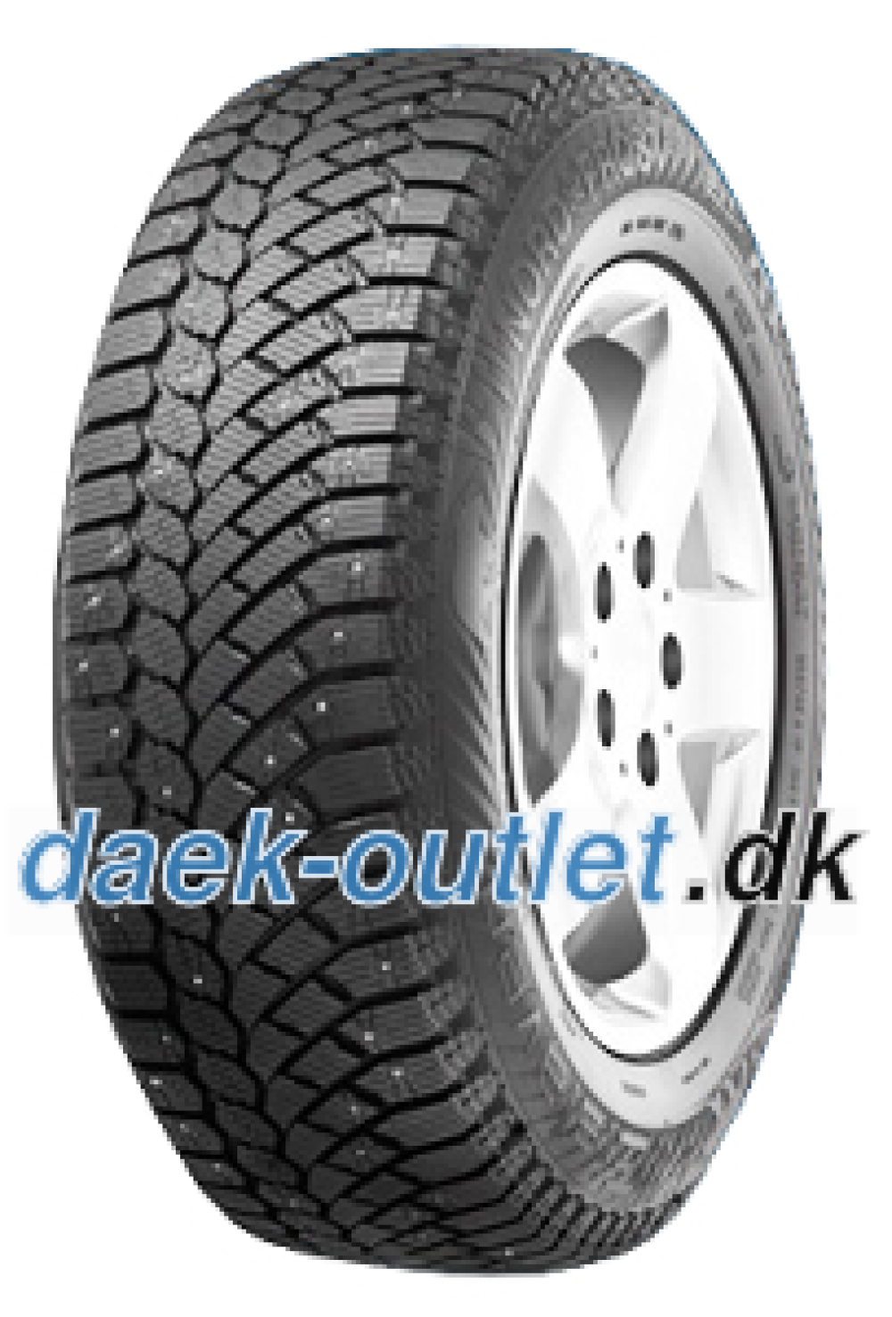 Gislaved Nord*Frost 200 ( 255/50 R19 107T XL , SUV, kan forsynes med spikes )
