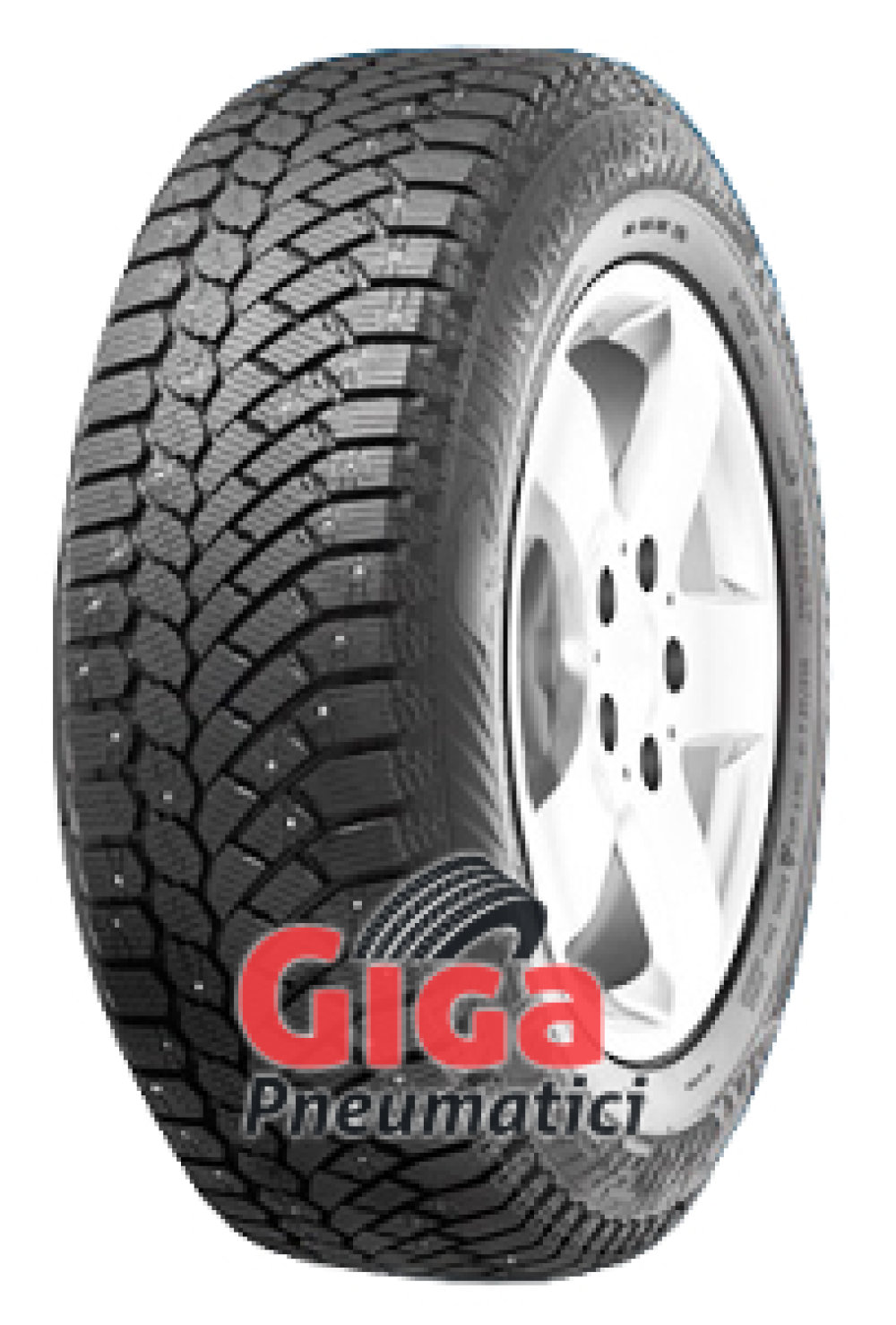 Gislaved Nord*Frost 200 ( 245/45 R17 99T XL , pneumatico chiodato )