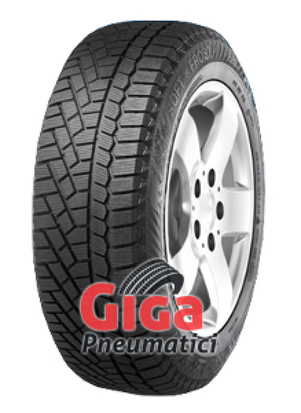 Gislaved Soft*Frost 200 ( 235/55 R17 103T XL , Nordic compound, SUV, con bordo di protezione )