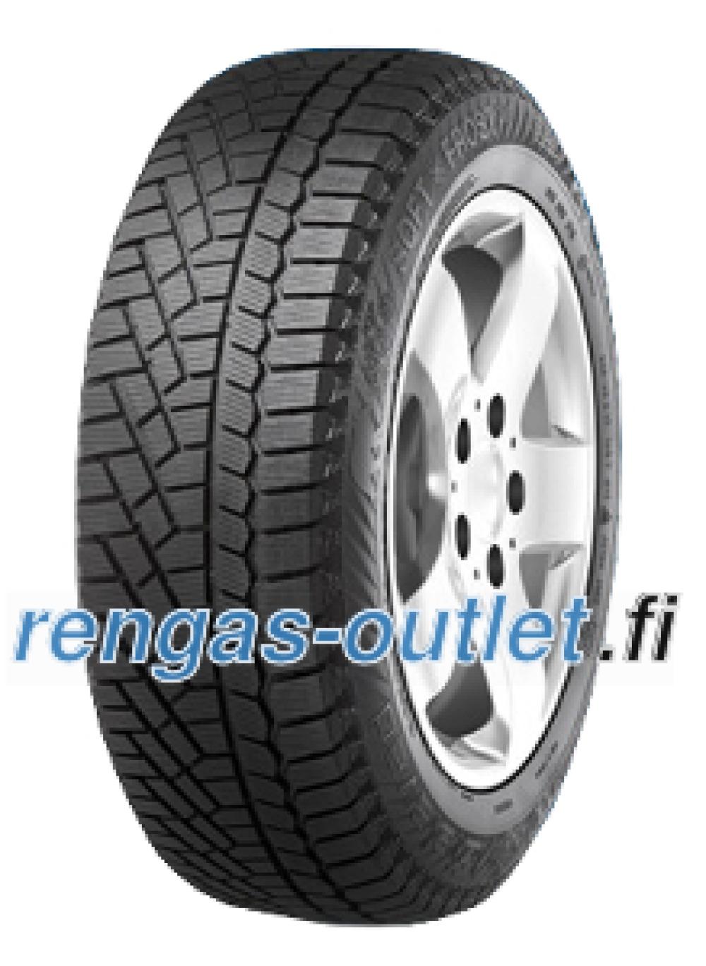 Gislaved Soft*Frost 200 ( 255/50 R19 107T XL , Pohjoismainen kitkarengas, SUV, vannealueen ripalla  )