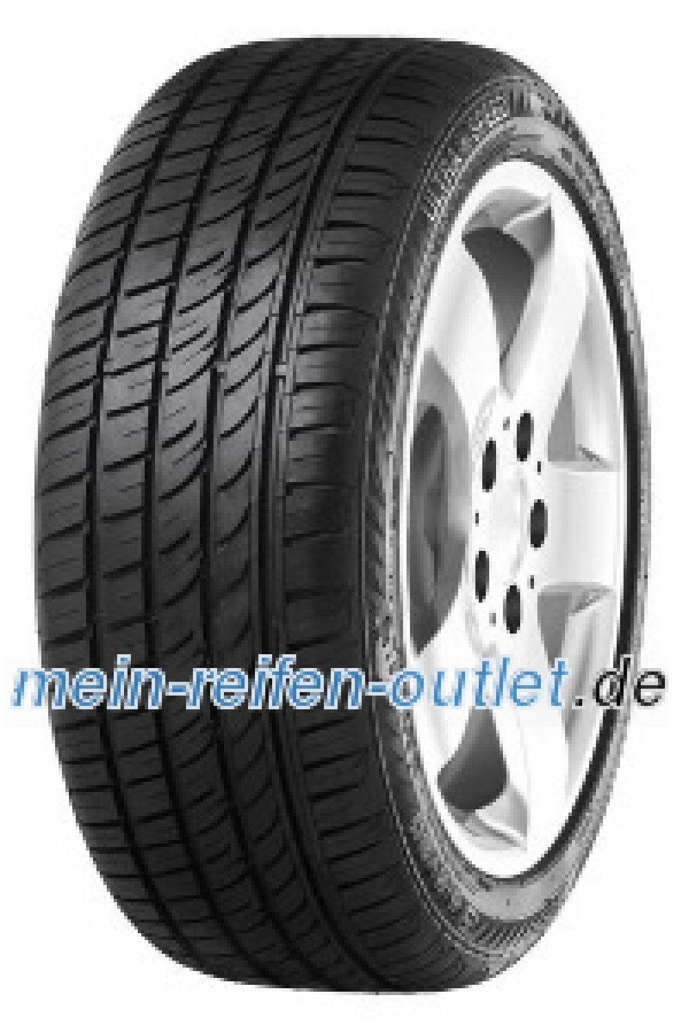 Gislaved Ultra*Speed ( 215/55 R17 94W mit Felgenrippe )