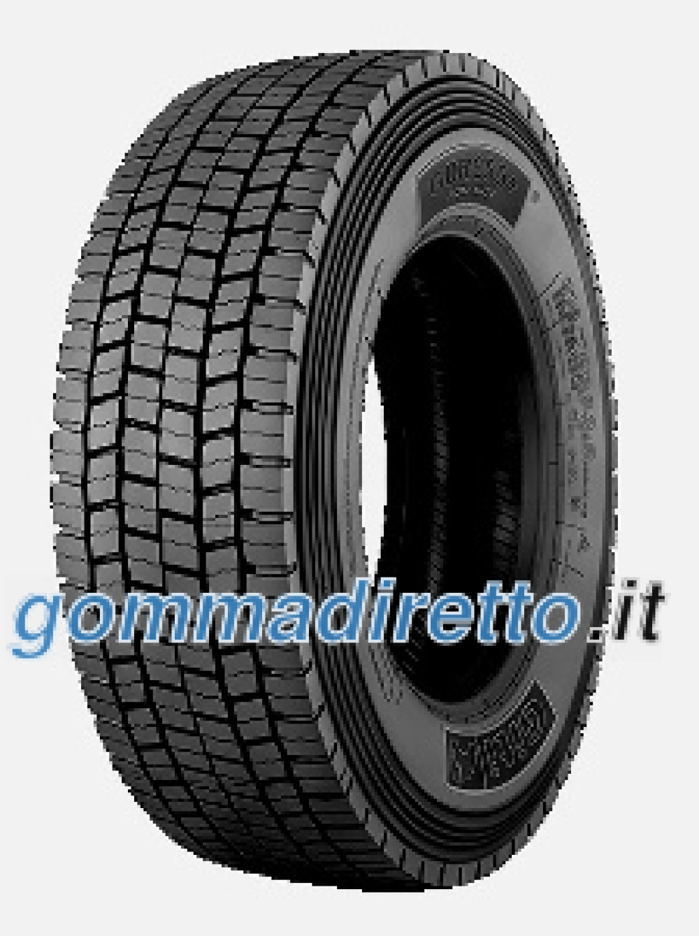 Image of Giti GDR655 ( 315/80 R22.5 156/150L 18PR doppia indentificazione 154/150M )