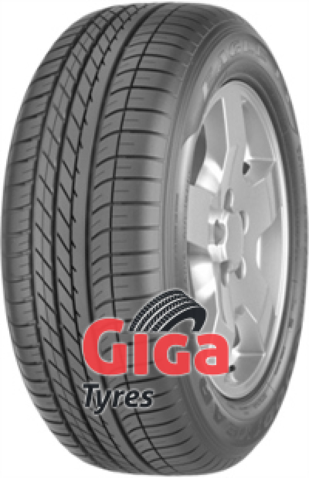 Goodyear Eagle F1 Asymmetric AT ( 255/55 R19 111W XL J, LR, SUV, with rim protection (MFS) )