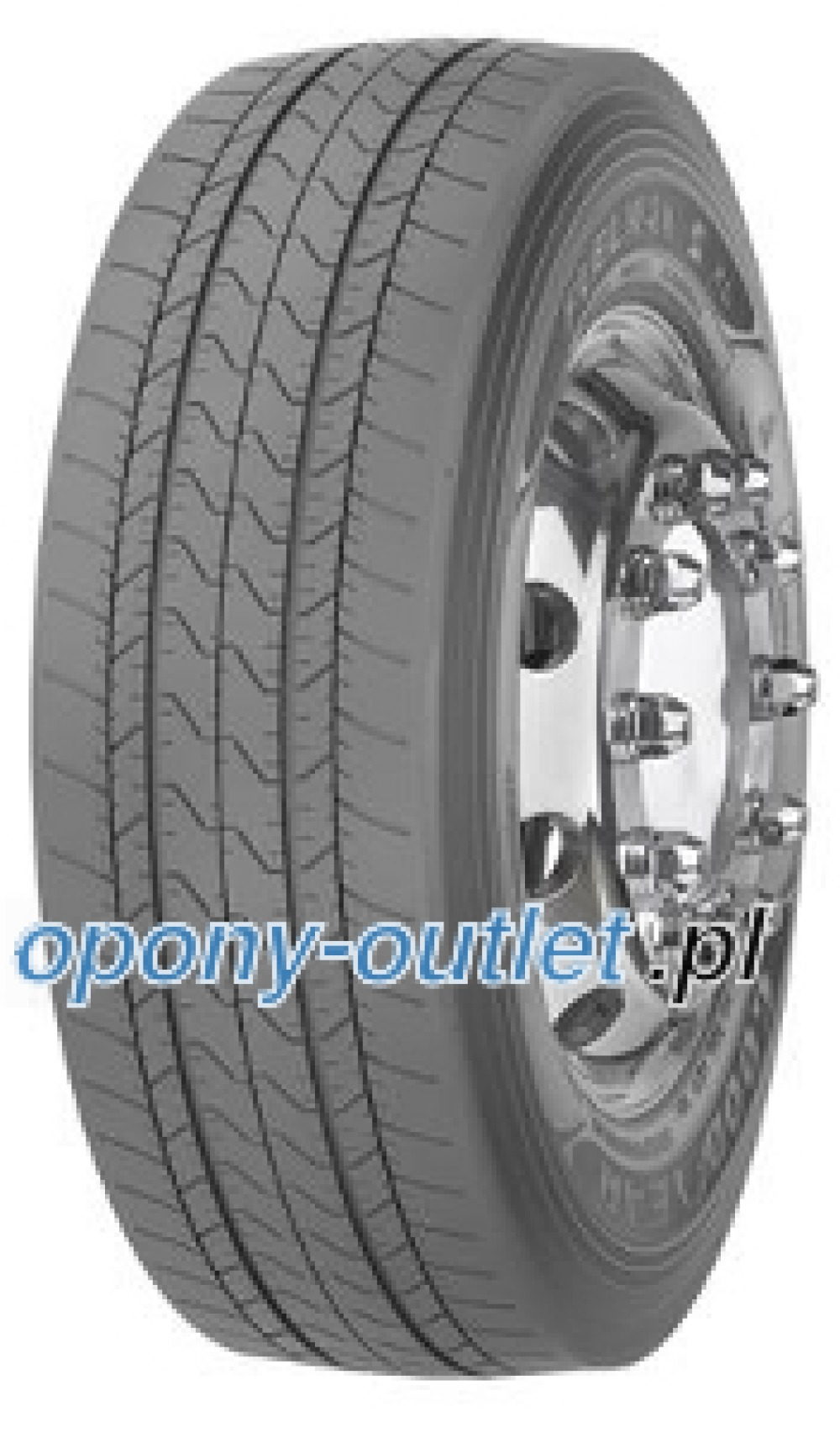Goodyear Fuelmax S ( 385/65 R22.5 160K 20PR podwójnie oznaczone 158L )