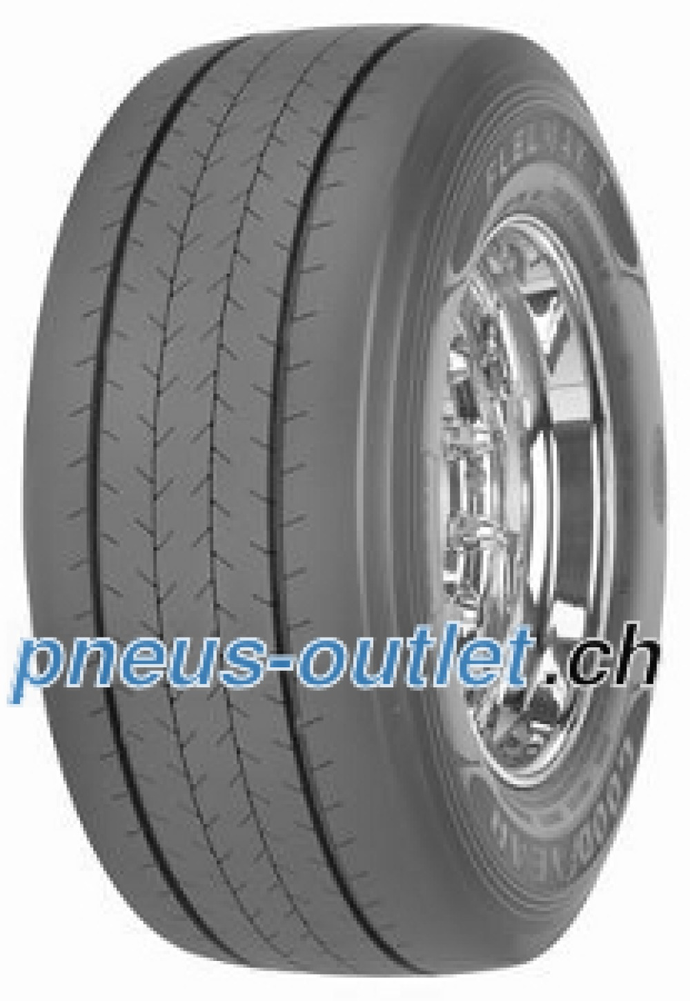 Goodyear Fuelmax T ( 385/65 R22.5 160K 20PR Double marquage 158L )